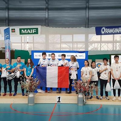 Championnat de France UNSS de Tir à l''Arc