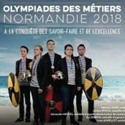 Finale Nationale des Olympiades des Métiers à CAEN