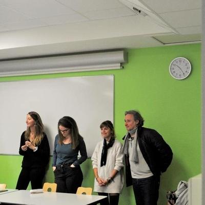 Le lycée Henri-Avril a accueilli ses anciens élèves