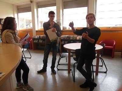 Rencontre avec des enseignants de Rennes1