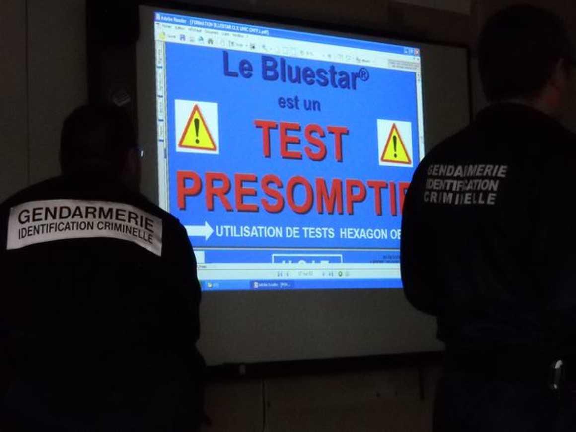 La gendarmerie scientifique au lycée dscn0541