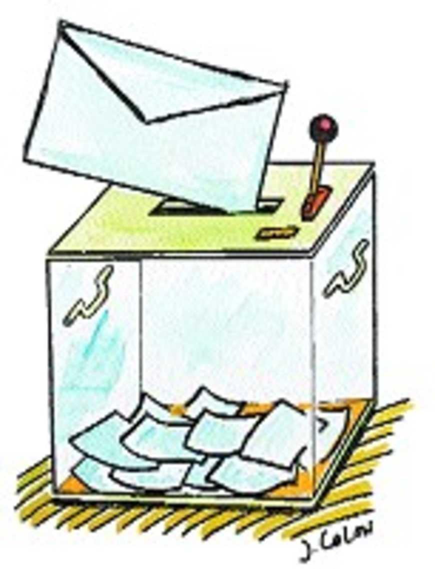 Elections des représentants des parents d''élèves au Conseil d''administration 0