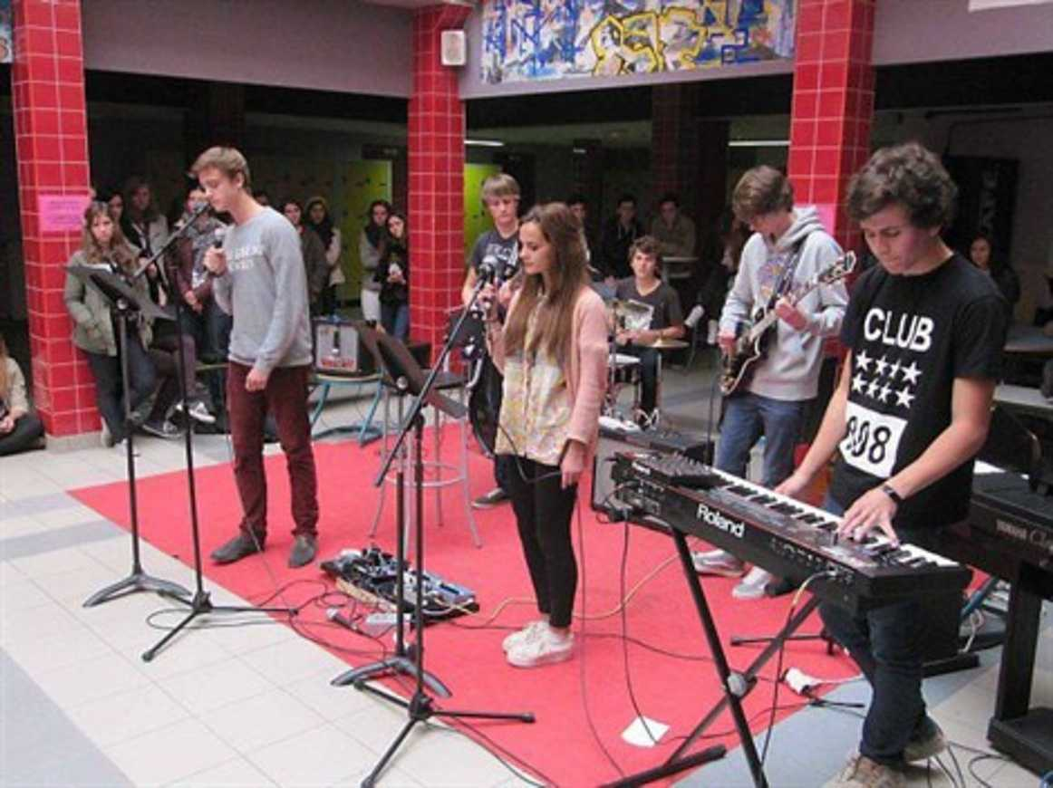 Boeuf musical au lycée Henri-Avril (OF) 0