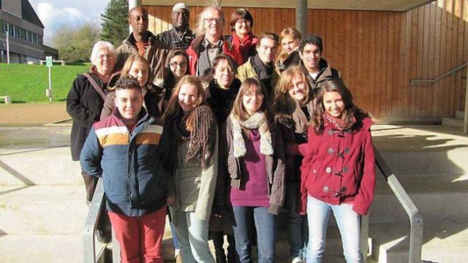 Vendredi solidaire pour les lycéens d''Henri-Avril (OF) 0