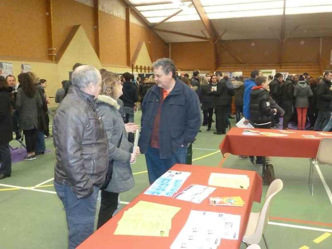 Salon des collégiens de Brest le samedi 08 février p1050812