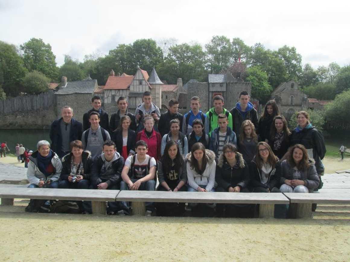 Les élèves de 3PRO ont profité de deux belles journées de voyage. 0