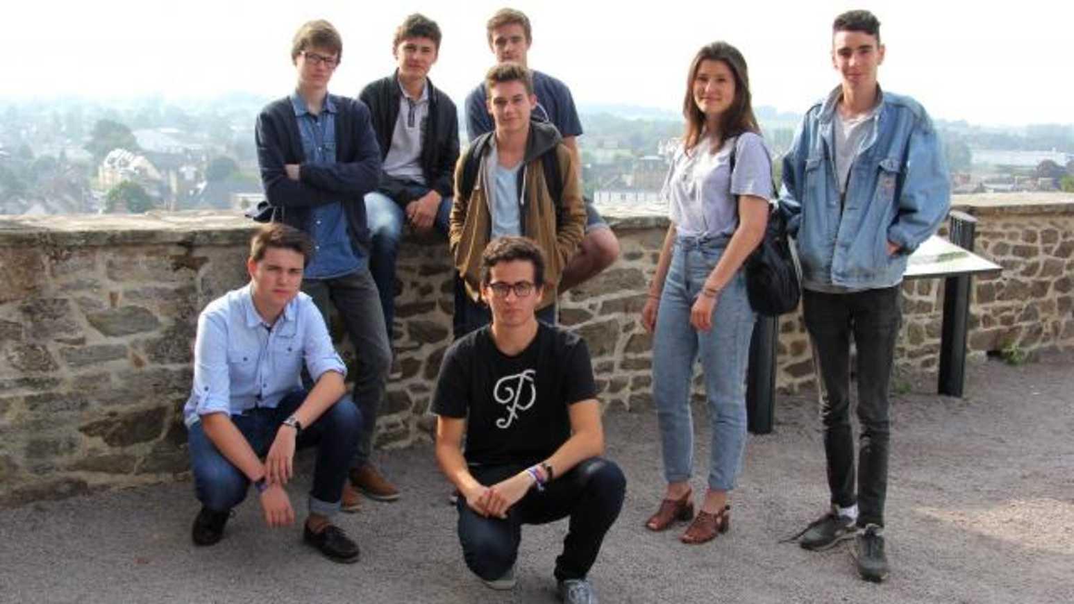 Nouveau festival à Lamballe. Un groupe de jeunes saute le pas musical ! (OF) 0