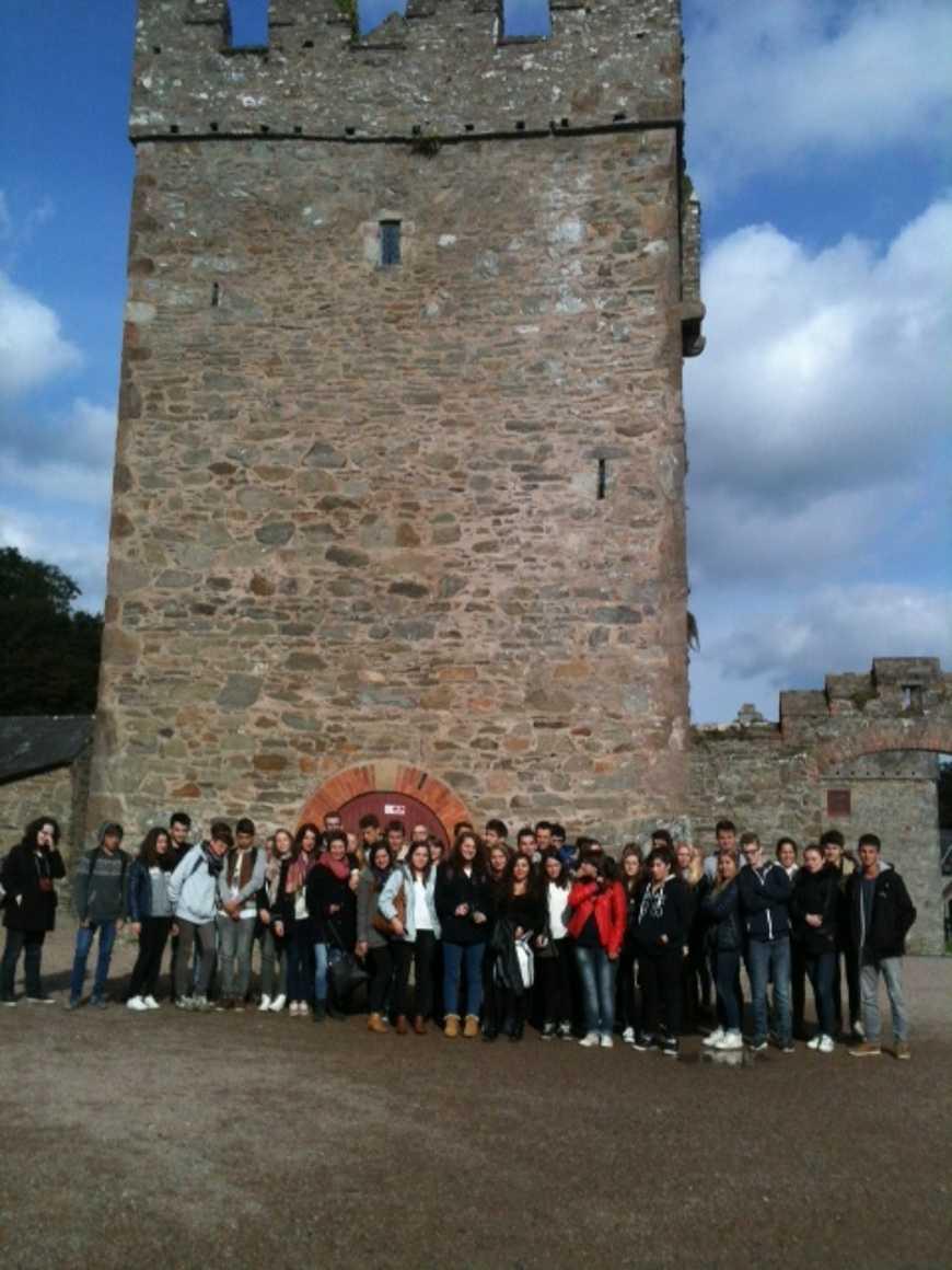 """Castle ward (des nouvelles des """"irlandais"""") 0"""