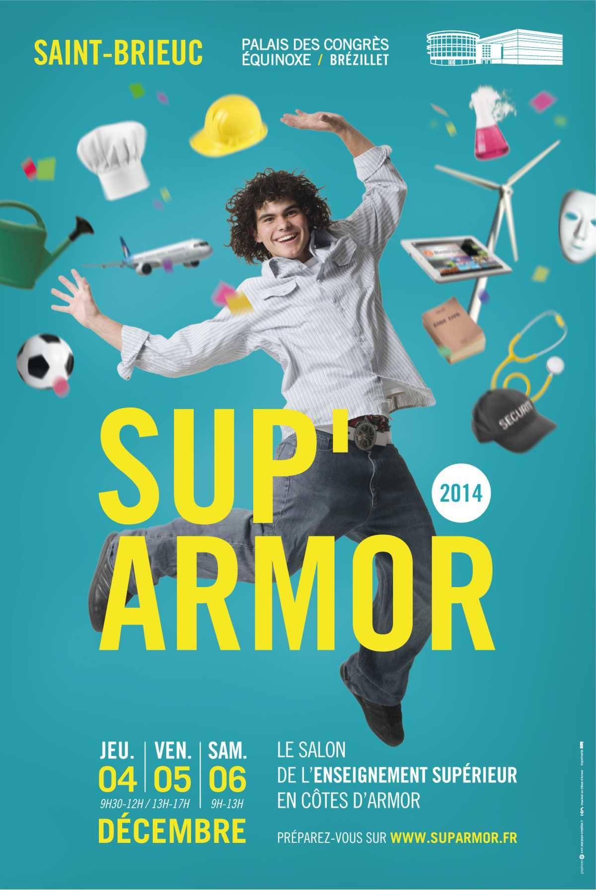 salon sup armor du 4 au 6 decembre 2014