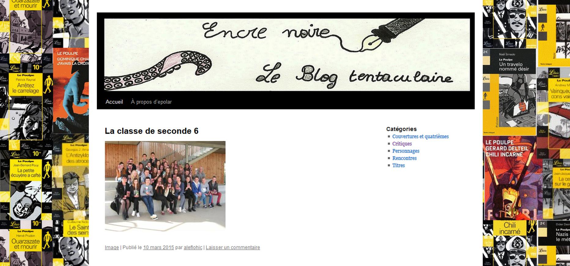 Epolar : les blogs sont terminés. 0