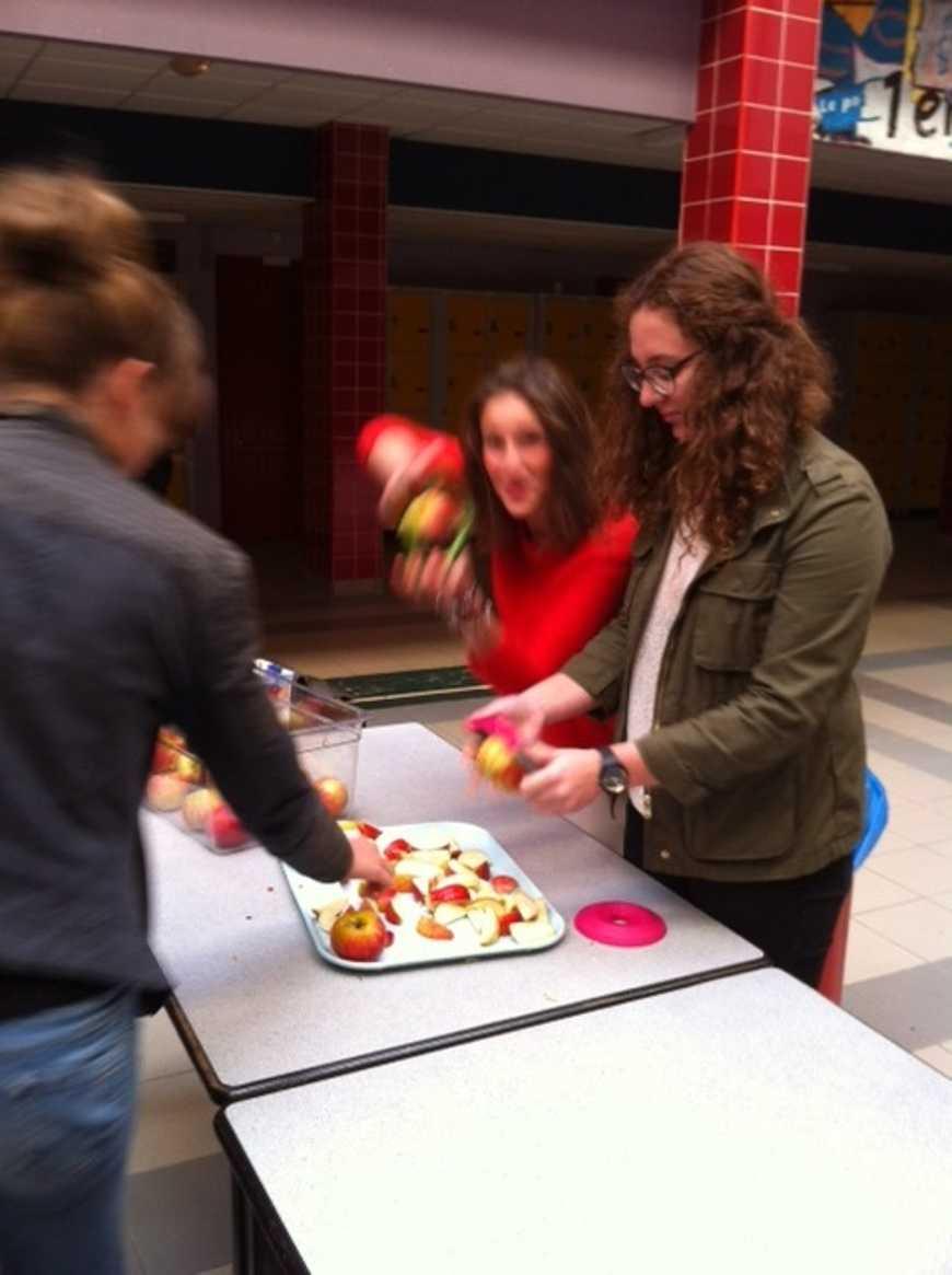 Pommes à la récré photo33