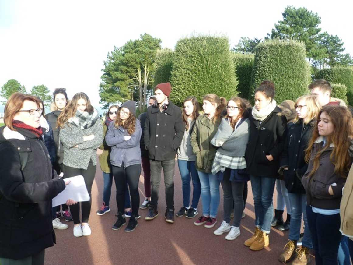 Sortie au Mémorial de Caen le jeudi 10 décembre 0