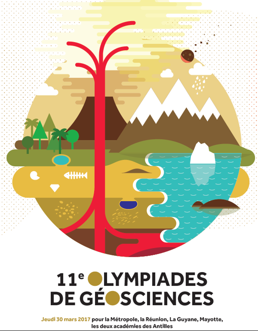 Olympiades de Géosciences 0