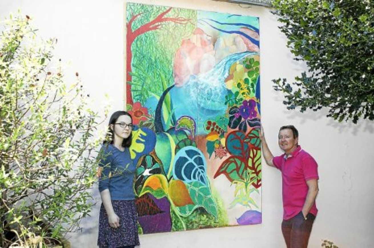 Le patio : entre Arts et Nature 0
