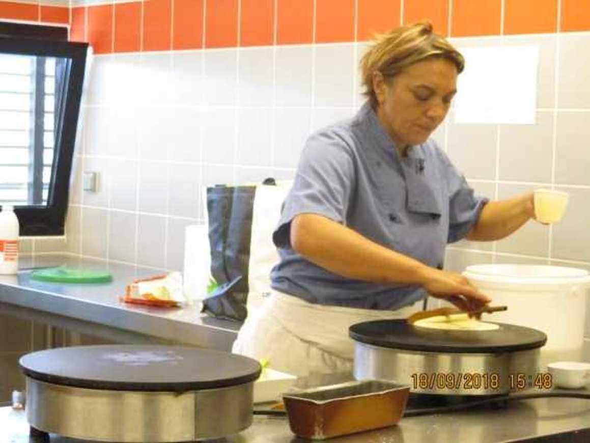 les élèves d''ULIS et les métiers de la cuisine uliscuisine