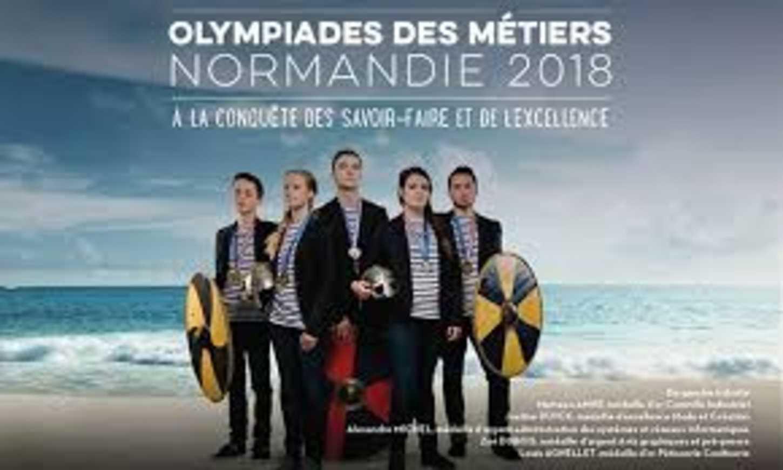 Finale Nationale des Olympiades des Métiers à CAEN 0