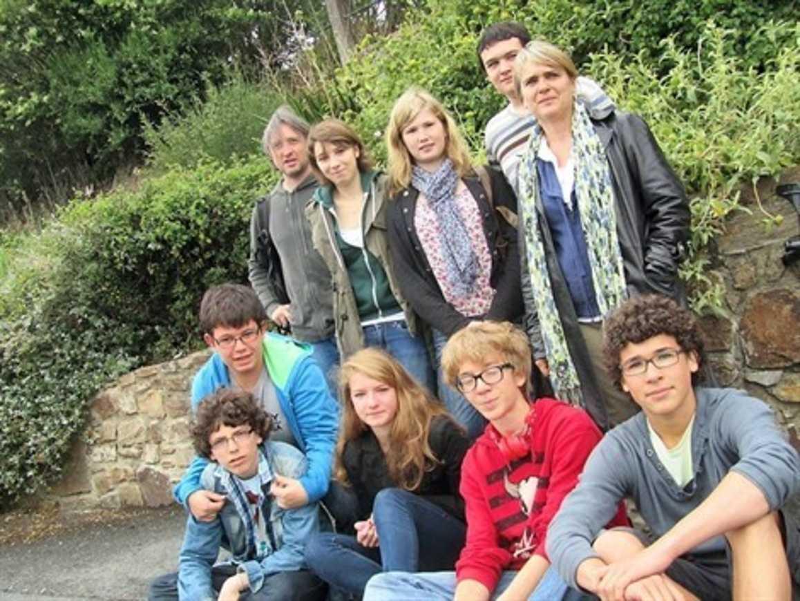 Des lycéens de Lamballe primés par l''Académie pour leur reportage (Ouest France) 0