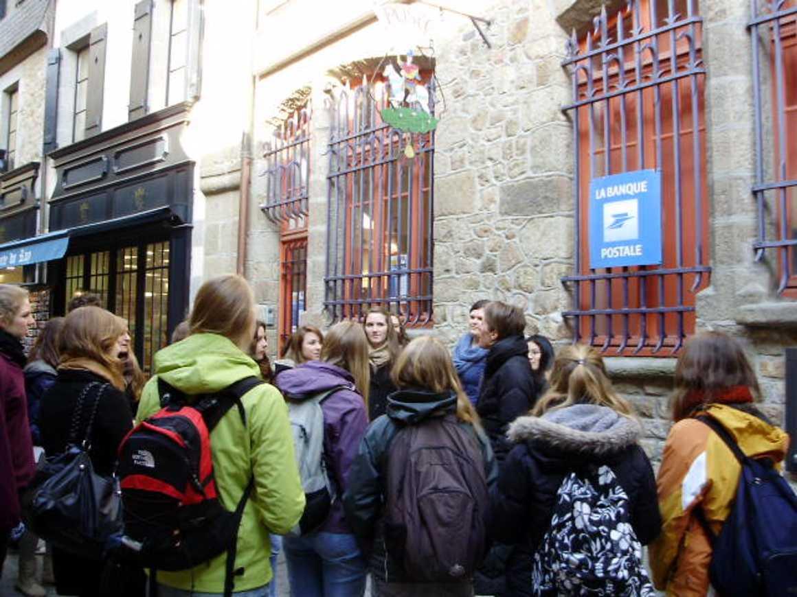 Sortie au Mont St Michel et St Malo pour les correspondants allemands p3120139