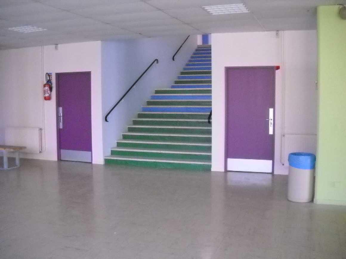 Les couloirs ont pris de jolies couleurs pendant l''été 0