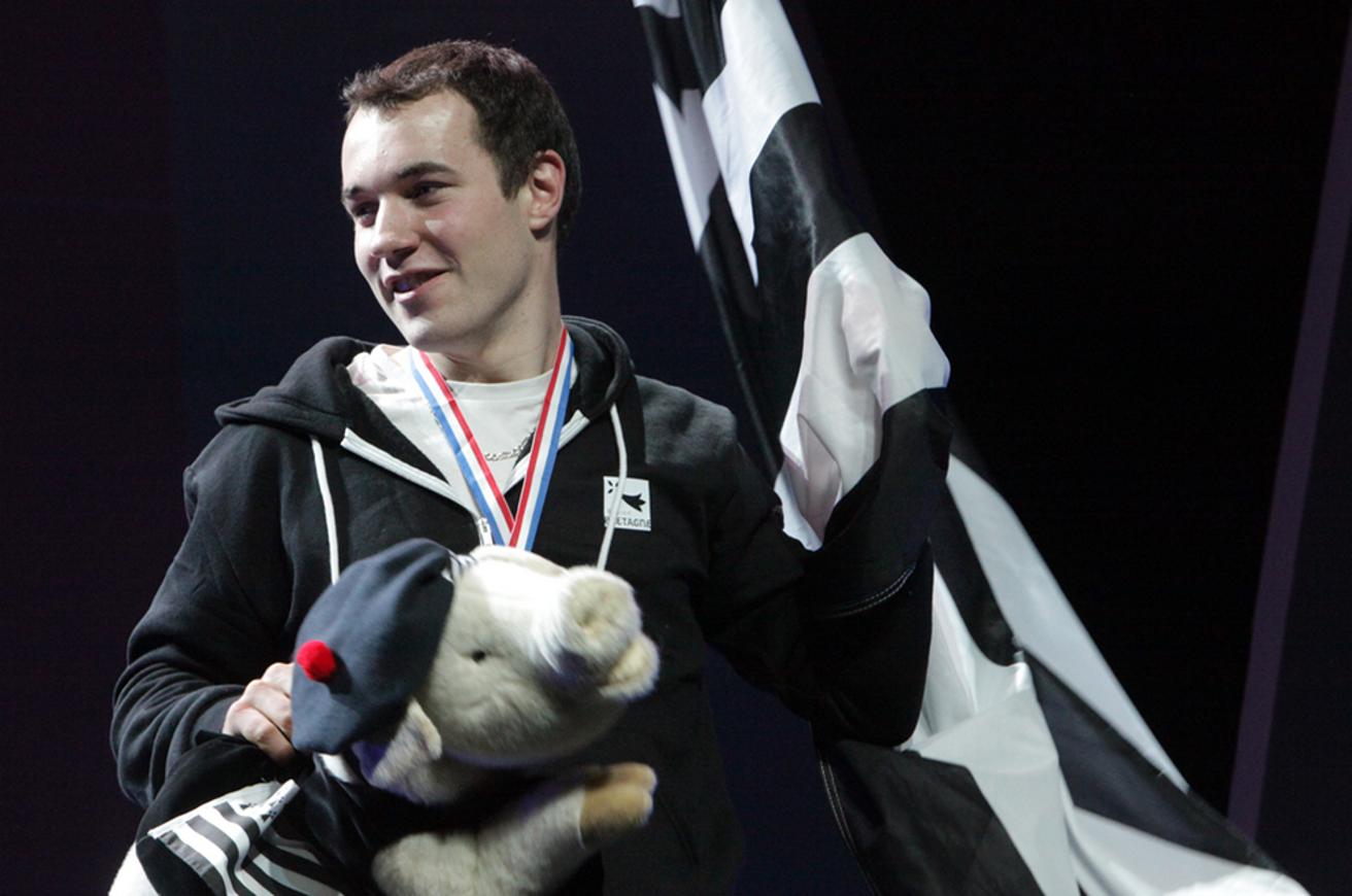Mathieu Fraboulet, médaille d''argent aux Olympiades des métiers 0