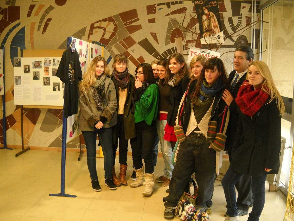 1L 2012 en Avignon, l''exposition 0