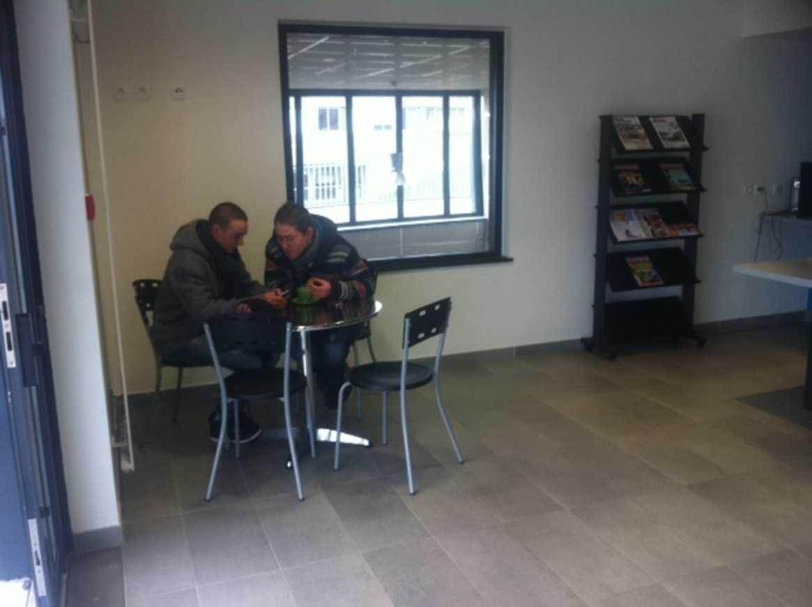 Ouverture de la cafétéria le midi ! photo2