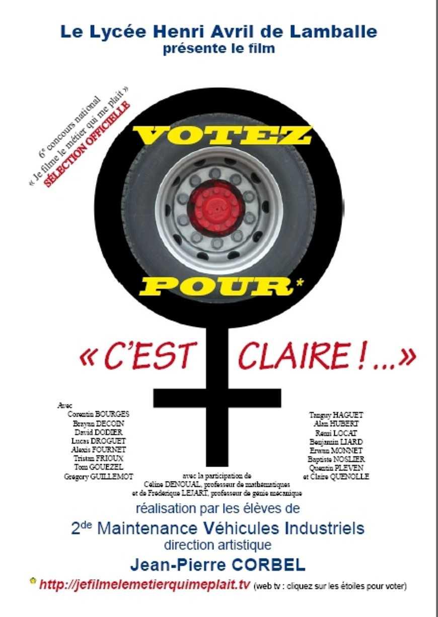 Votez pour le film des 2VI 0