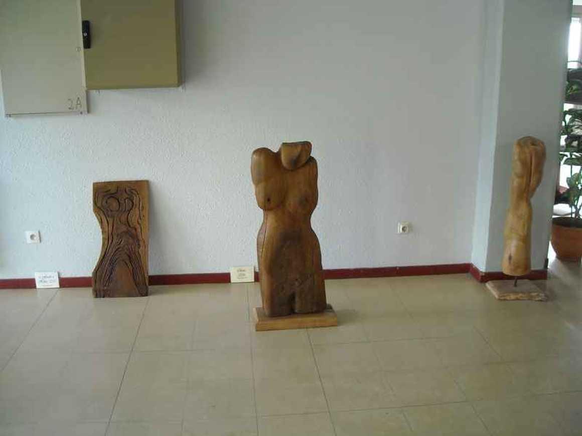 Sculptures, une exposition de Jocelyne Lardoux-Bouvier sculp2