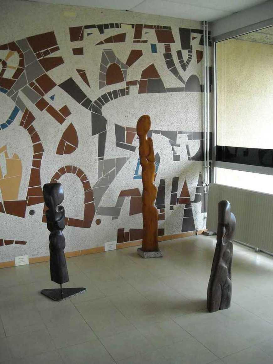 Sculptures, une exposition de Jocelyne Lardoux-Bouvier sculp4