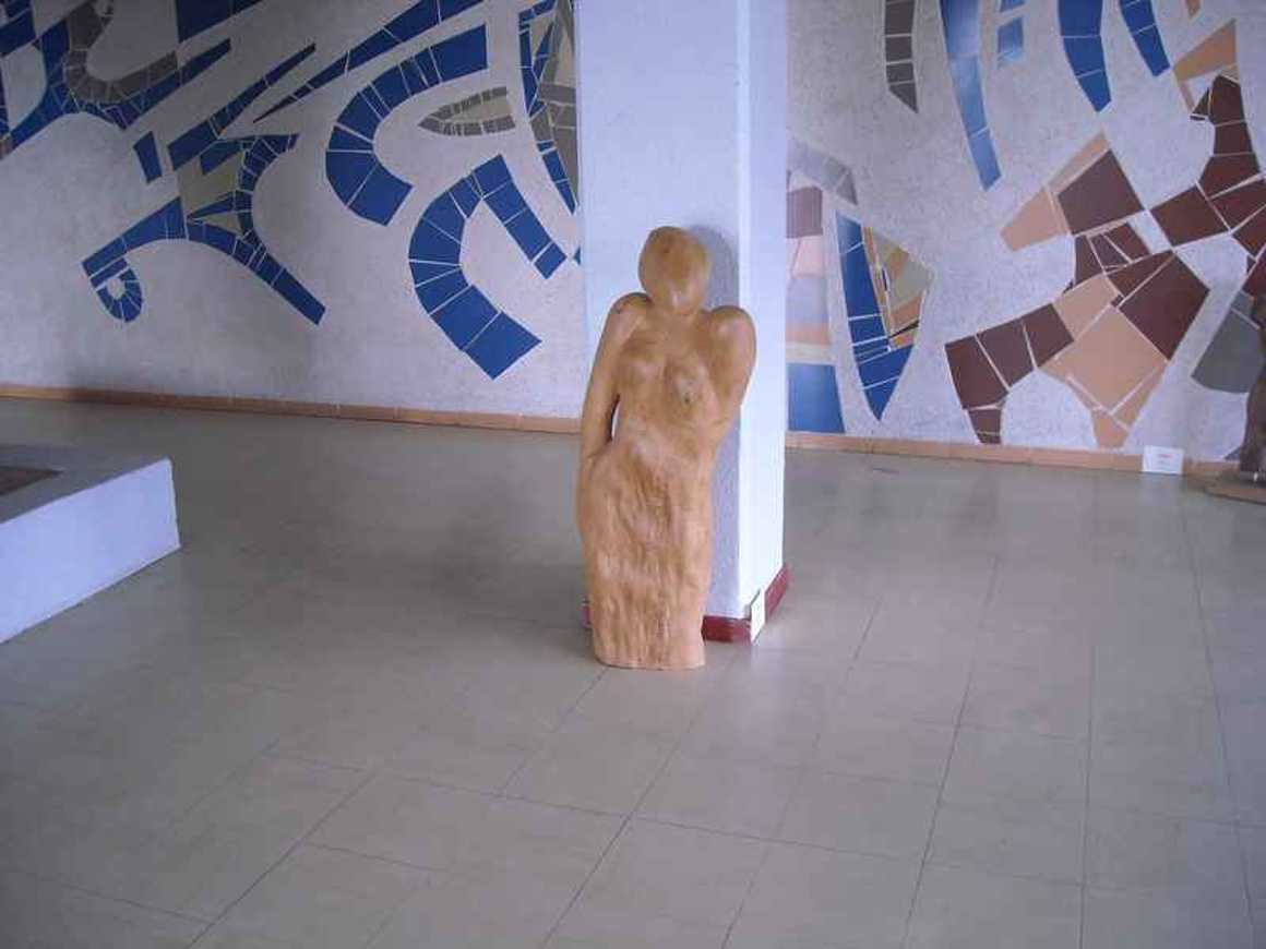Sculptures, une exposition de Jocelyne Lardoux-Bouvier 0