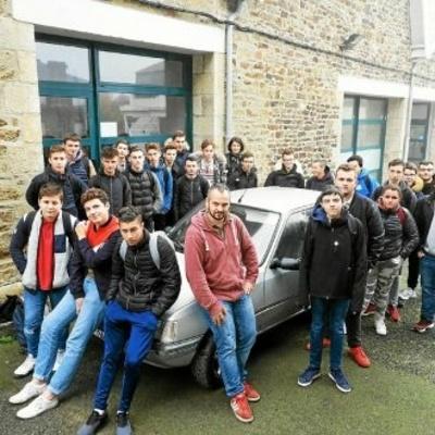 27 élèves mobilisés pour l'Europe raid