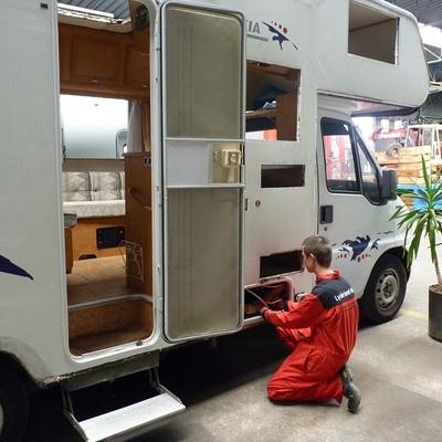 Se former à la maintenance des camping cars