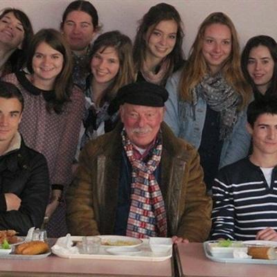 Lycée Avril : musique et poésie avant les vacances (OF)
