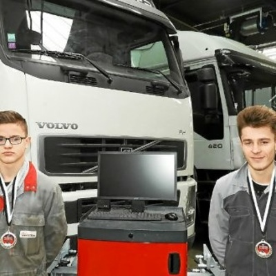 Marius et Antoine décrochent de l''or et du bronze aux Olympiades des métiers