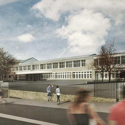 Plus de 13 millions d'euros pour relooker le lycée Henri-Avril