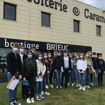 Visite de la biscuiterie Brieuc