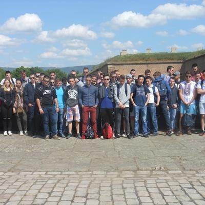 Voyage à Prague pour les terminales GAC