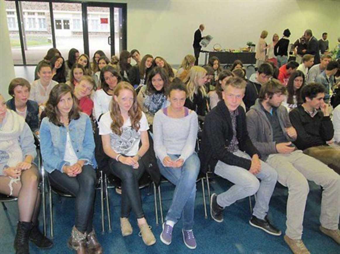 Des élèves espagnols à Henri-Avril pendant une semaine (OF) 0