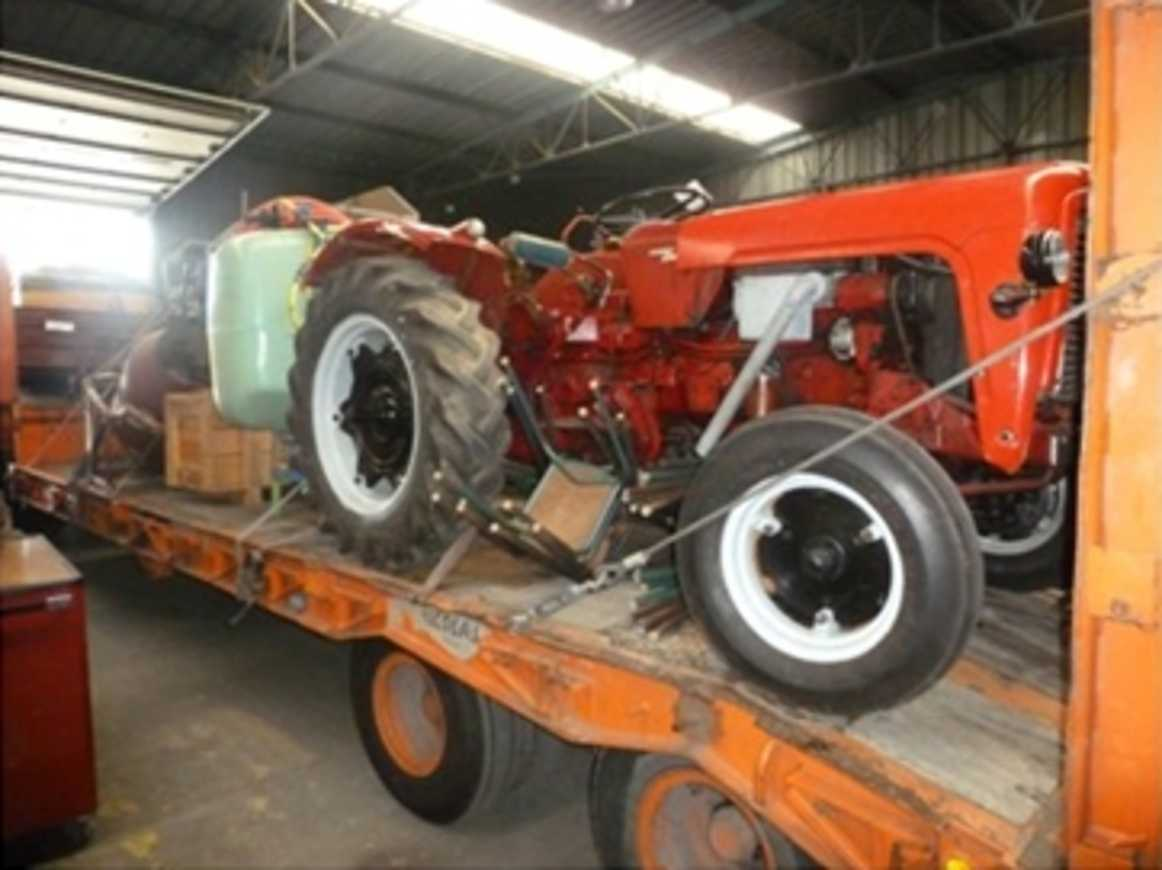 Un tracteur pour Louly : le compte à rebours a commencé 0