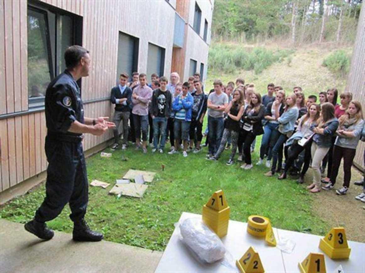 Lycée Henri-Avril : une semaine dédiée aux sciences (OF) 0