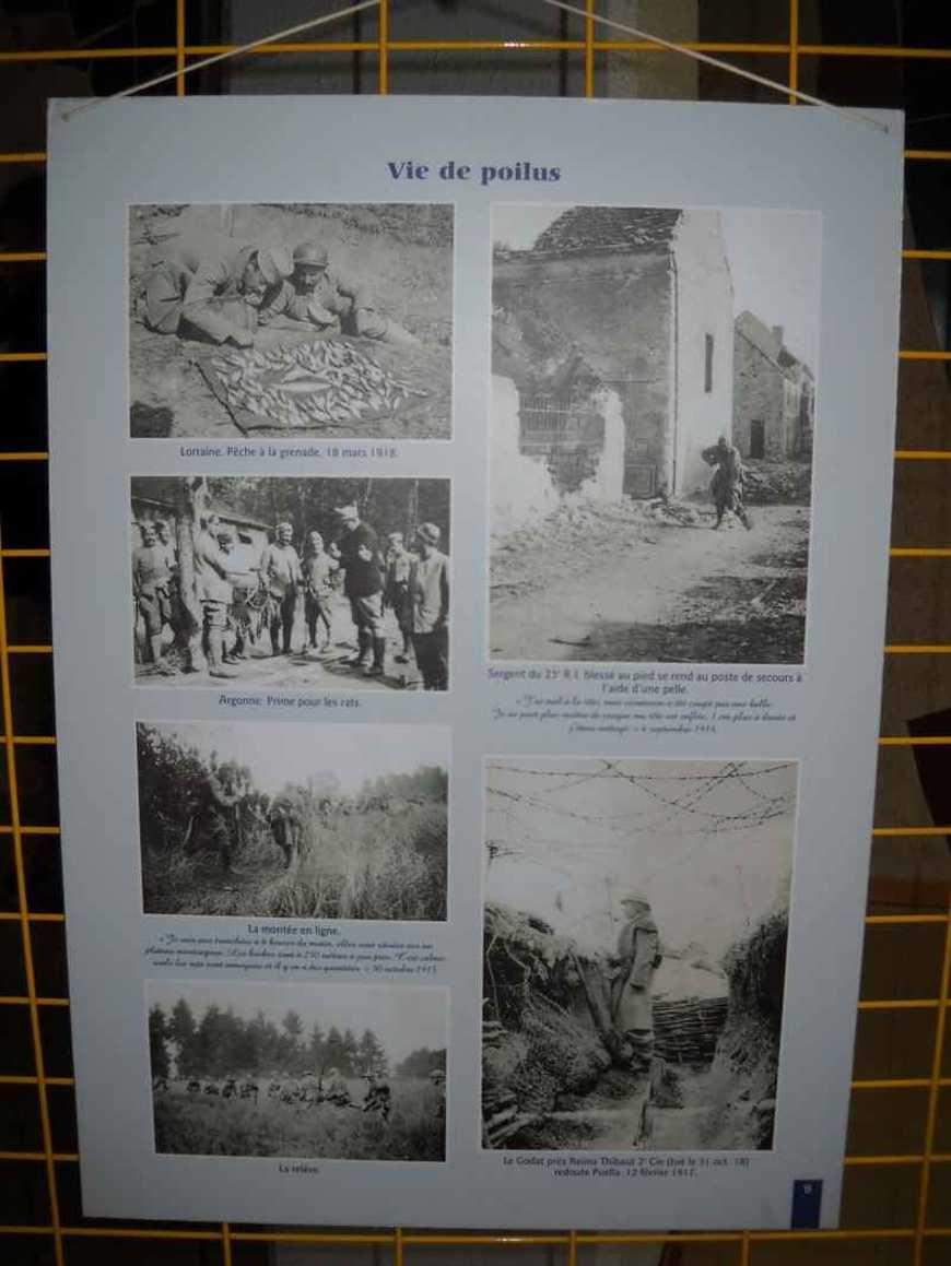 Une exposition sur la guerre 14-18 dans l''Agora dscn4947