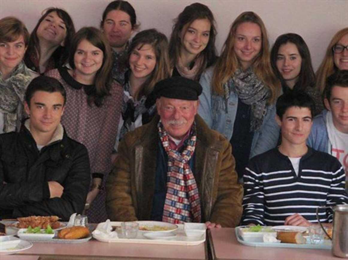 Lycée Avril : musique et poésie avant les vacances (OF) 0