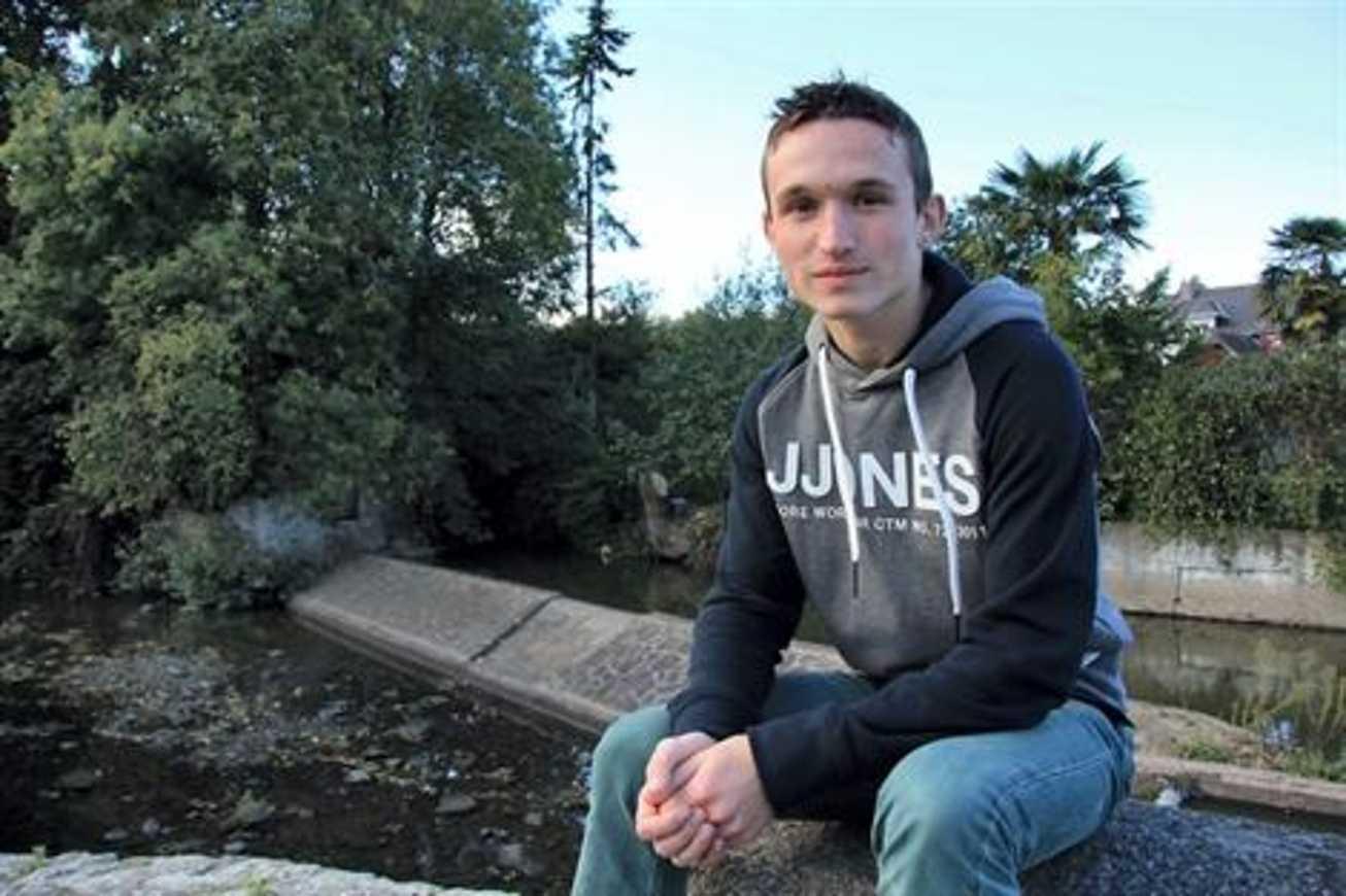 Sylvain Villot a choisi le bénévolat pour mieux parler anglais (OF) 0