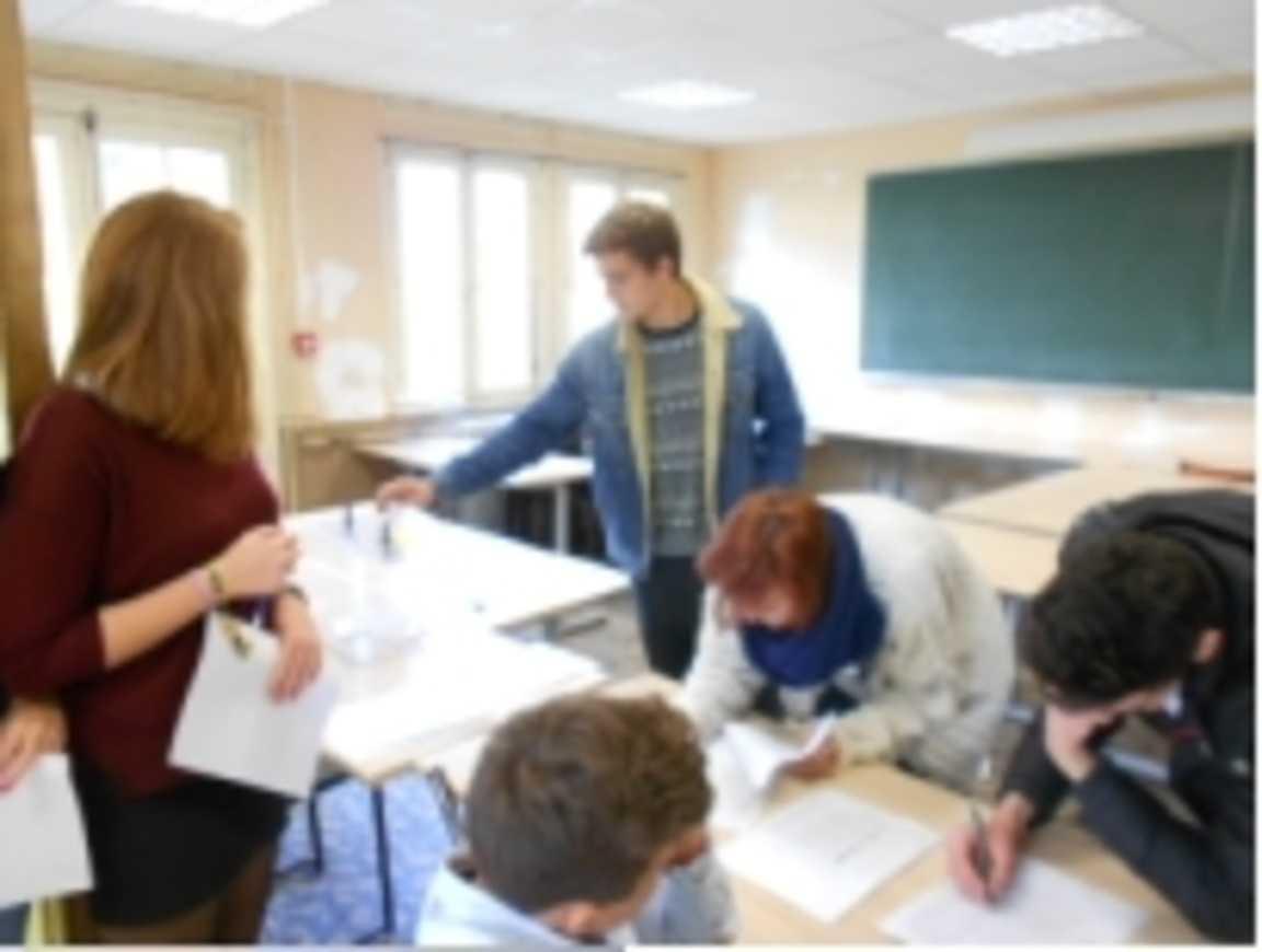 Conseil de la Vie Lycéenne 2013/2014 cvl2