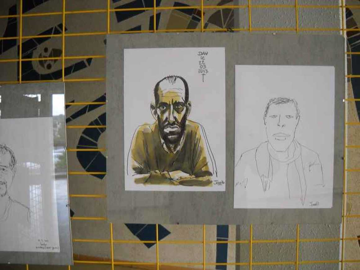 Un atelier BD à la Maison d''arrêt de St Brieuc 0