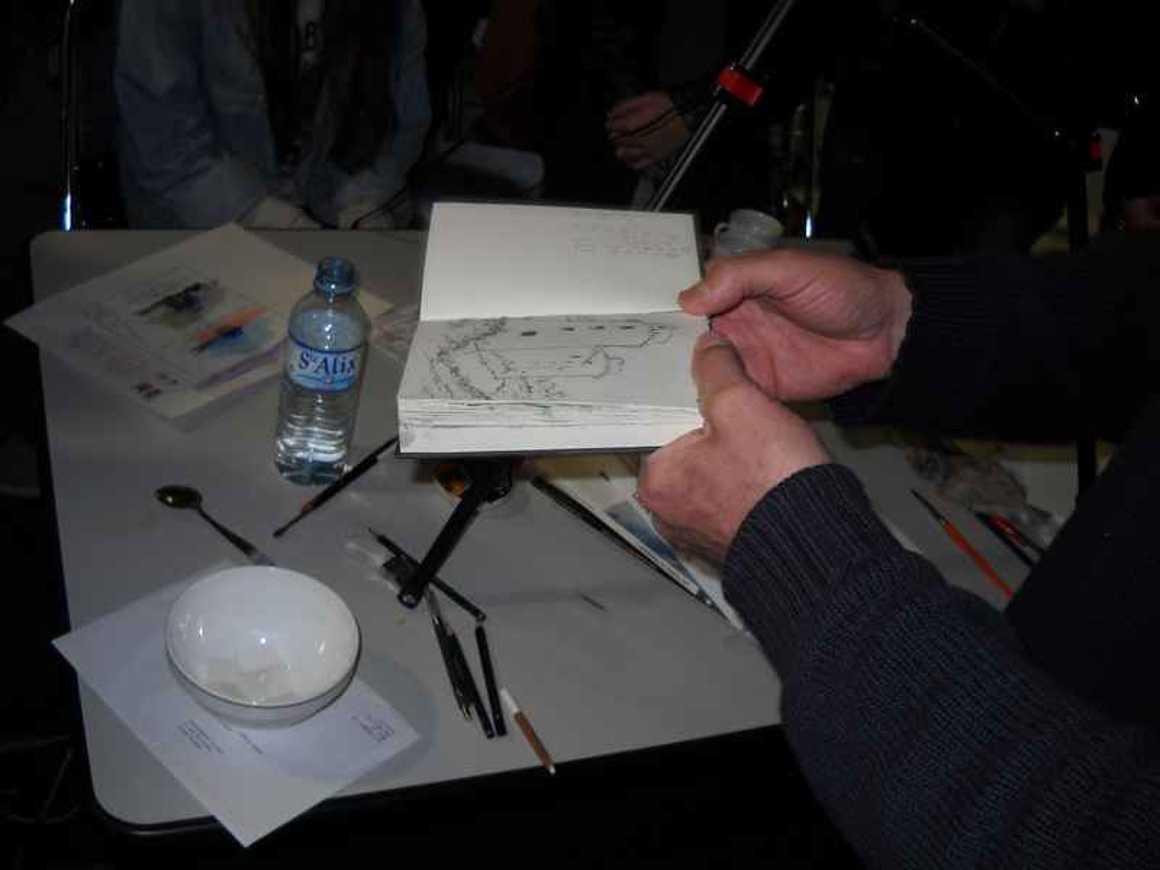 Réaliser un carnet de voyage avec Gildas Chasseboeuf dscn5105
