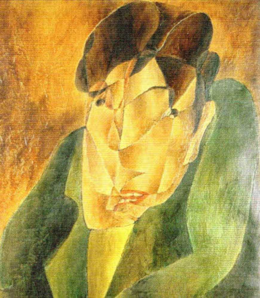 Marcel Dirou l''homme qui peignait en secret (le télégramme) 0
