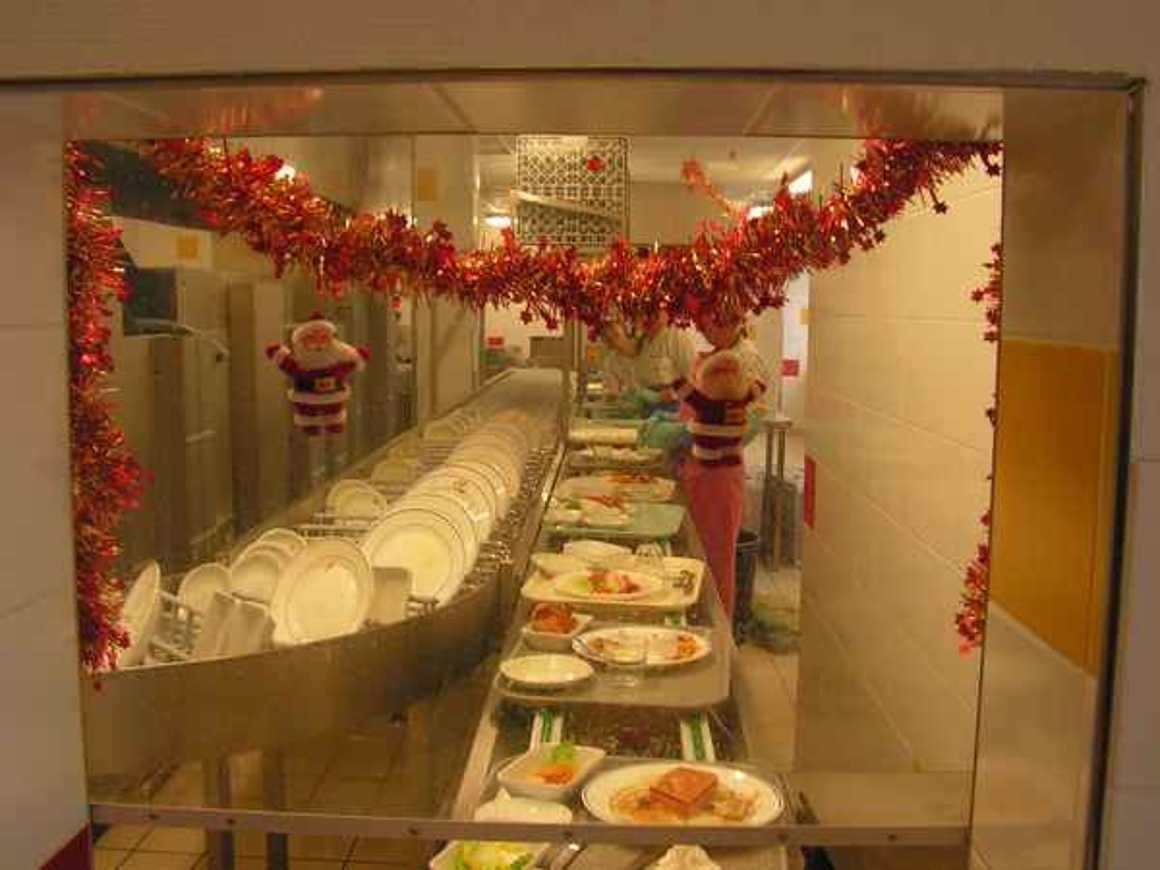 Noël au restaurant scolaire pict0011