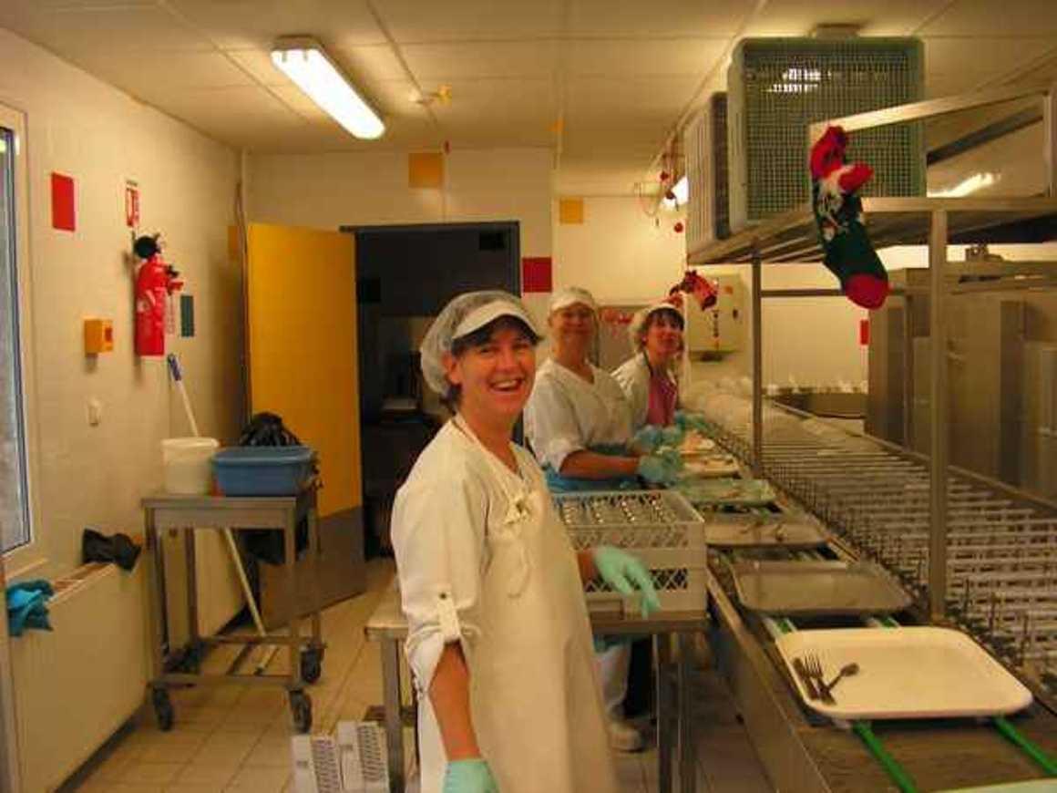 Noël au restaurant scolaire pict0012