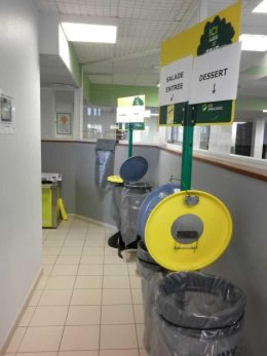 Etude sur le gaspillage alimentaire au lycée Henri Avril (Lamballe communauté) 0